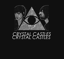 Crystal Castles Vietnam Concept black and white 5 Unisex T-Shirt