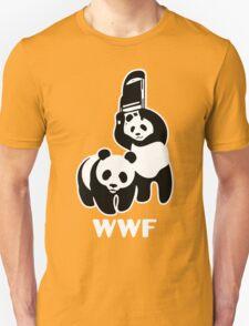 WWF Panda Funny T-Shirt