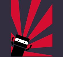 Ninja Robot Unisex T-Shirt