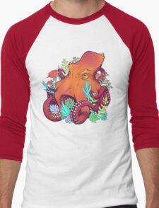 Succulent Farmer Men's Baseball ¾ T-Shirt