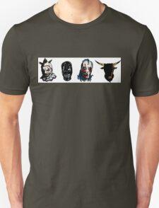 American Horror Story AHS Villains Unisex T-Shirt