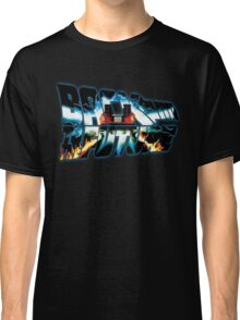 Back to the Future-Time travel Classic T-Shirt