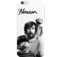Henson iPhone Case/Skin
