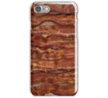 BACON LOVERS UNITE iPhone Case/Skin