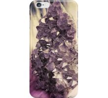 Amethyst Geode iPhone Case/Skin