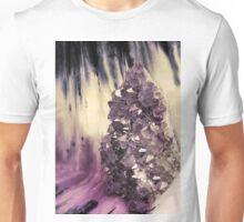 Amethyst Geode Unisex T-Shirt