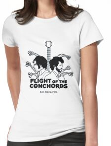 Foux du Fafa Womens Fitted T-Shirt
