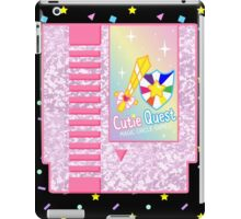 Cutie Quest Cartridge iPad Case/Skin