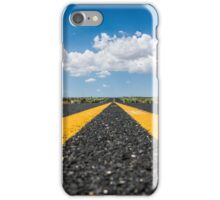 The Open Road V.1  iPhone Case/Skin