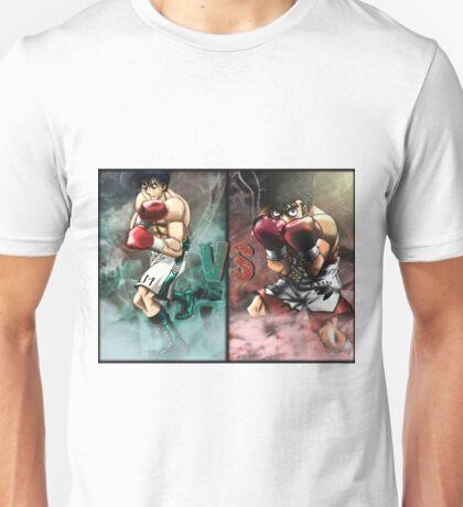 Ippo Vs Miyata Unisex T-Shirt