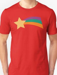 Gravity Falls Rainbow Star Mabel Pines Unisex T-Shirt