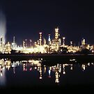 Martinez Shell Refinery by Jenn Ramirez