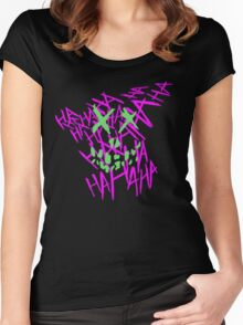 Suicidal Thoughts... Women's Fitted Scoop T-Shirt