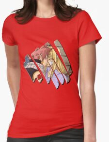 Fairy tail Womens Fitted T-Shirt