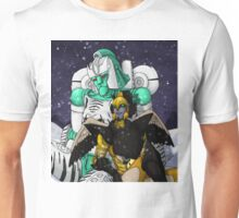 Tigatron and Airazor Unisex T-Shirt