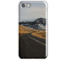 Icelandic Open Road V.2 iPhone Case/Skin