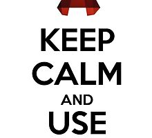 Keep Calm and use AutoCAD by hallimar