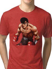 Mamuro Takamura Tri-blend T-Shirt