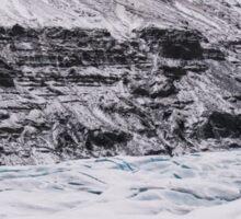 Glacier Walkers Sticker