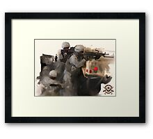 C Company 3-156 Products Framed Print