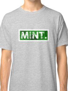 Mint. | Green Classic T-Shirt