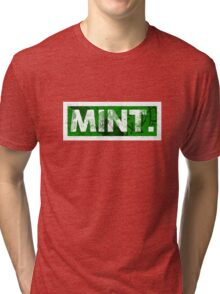 Mint. | Green Tri-blend T-Shirt