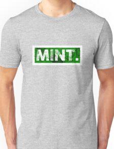 Mint. | Green Unisex T-Shirt