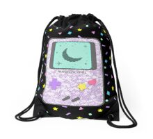 Magical Girl Game Console Drawstring Bag