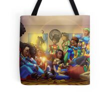 Caribbean Justice Ladies Lounge Tote Bag