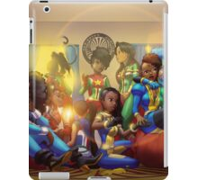 Caribbean Justice Ladies Lounge iPad Case/Skin