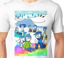 Family Picnic Unisex T-Shirt