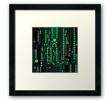 PCB / Version 2 Framed Print
