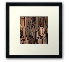 PCB / Version 3 Framed Print