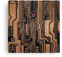 PCB / Version 3 Canvas Print