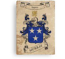 Murray Coat of Arms (Ireland) Canvas Print