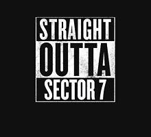 Straight Outta Sector 7 - Final Fantasy VII Unisex T-Shirt