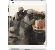 3-156 Infantry BN iPad Case/Skin