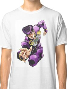 """Josuke JoJo's Bizarre Adventure"" Classic T-Shirt"