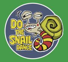 Do the Snail Dance Kids Tee