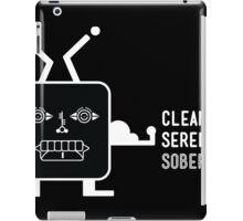 Sober Machine Horizontal iPad Case/Skin