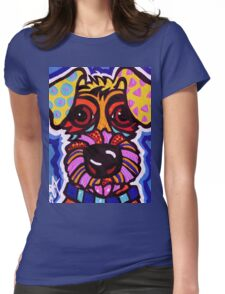 Rover Womens Fitted T-Shirt