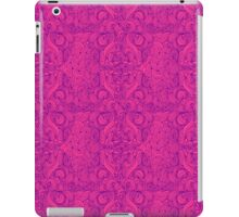 Floral seamless pattern graphic iPad Case/Skin