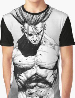 """""""Sun-Ken Rock"""" Graphic T-Shirt"""