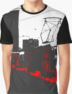 Tram (Trio Collection) Graphic T-Shirt