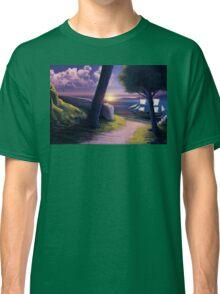 Path to Sunset Sea Classic T-Shirt
