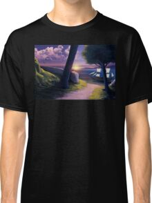 Path to Sunset Sea Classic T-Shirt