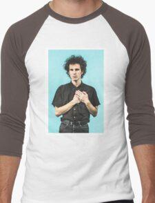 Swim Deep Ozzy Portrait Men's Baseball ¾ T-Shirt