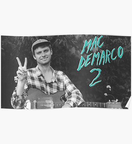 Mac Demarco 2 Landscape Poster