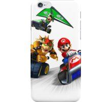 Mario Kart iPhone Case/Skin