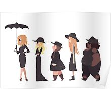 The Coven Poster